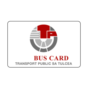 Transport Public SA Tulcea Bus Card