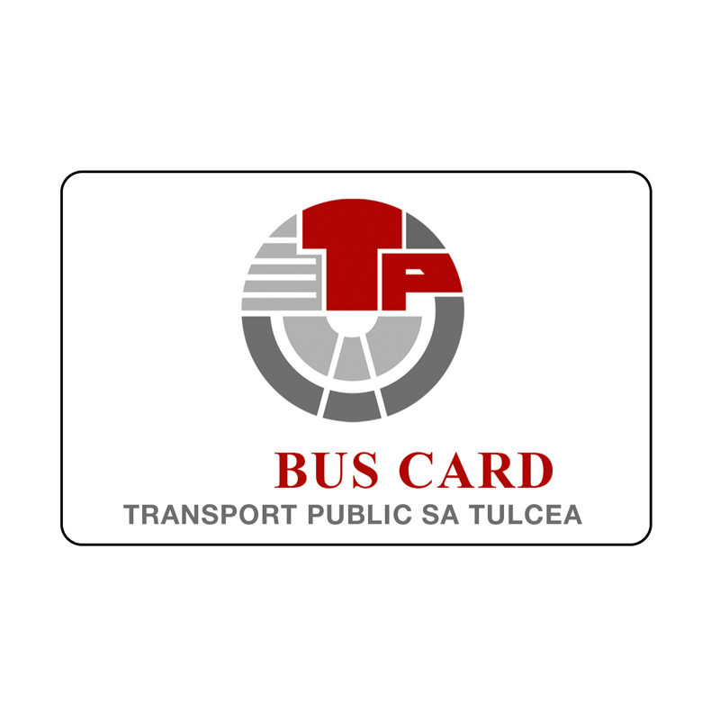 Transport Public SA Tulcea Bus Card