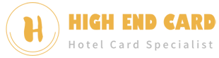 High-end Hotel Card Specialist – HighEndCard