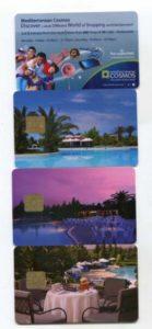hyatt hotel card