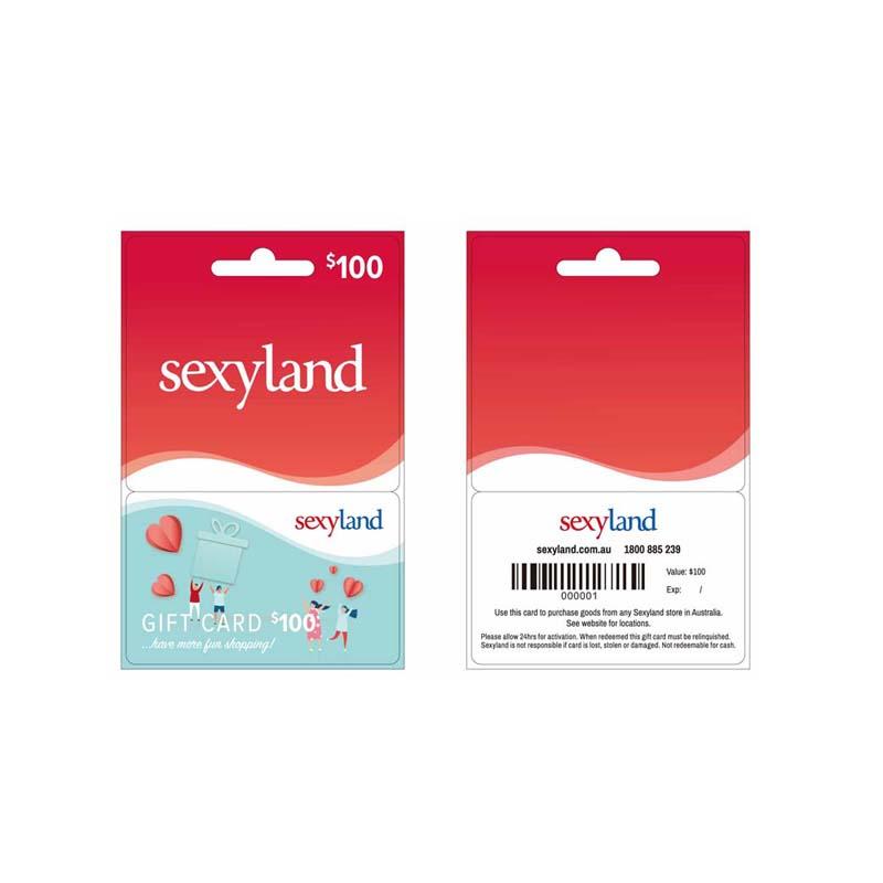 Sexyland Membership Combo Card