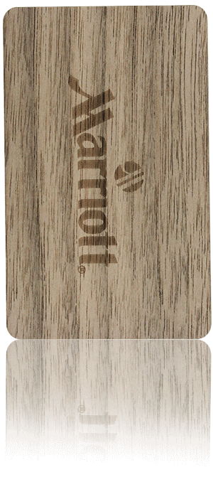marriot wood hotel card